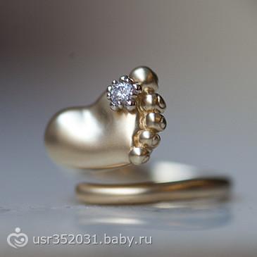 Кольцо в подарок от свекрови 535