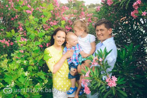 Любительские фото семьи 58627 фотография