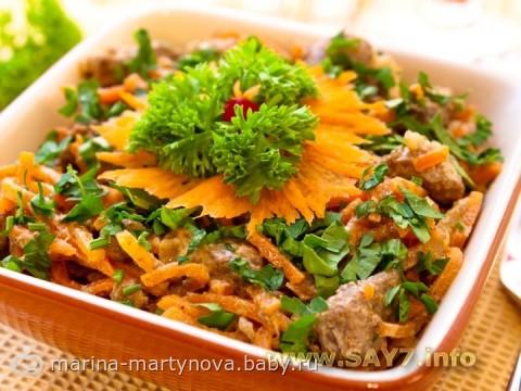 Блюда из моркови  267 рецептов с фото Что приготовить из