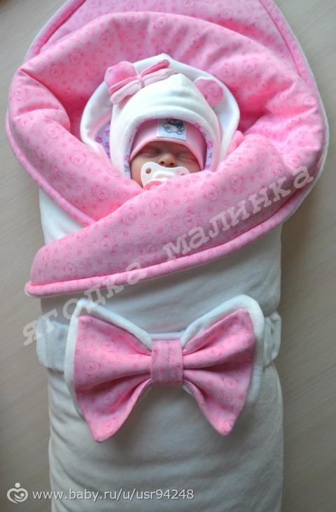 Комплекты на выписку для новорожденных зима фото