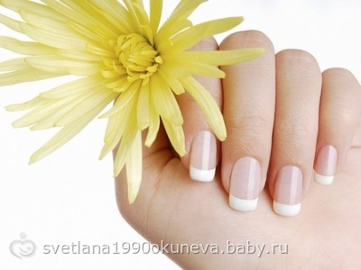 Уход за ногтями во время беременности
