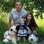 Веселая и дружная семейка))))