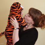 Люблю моего тигру)))