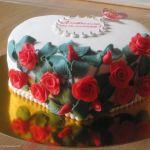 "торт""Любимой мамочке"""