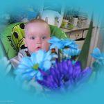 Главный цветочек в бабушкином букете!